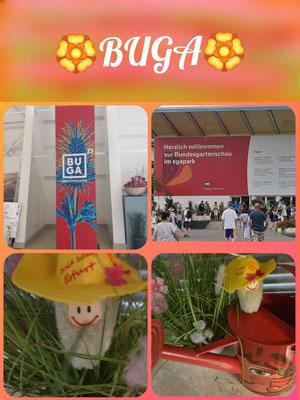 1. Tagesfahrt BUGA Erfurt nach 8 Monaten Stillstand