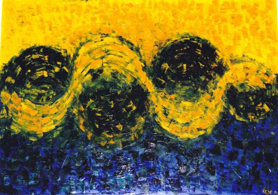 Nr. 20 Öl auf Leinwand  140 x 100