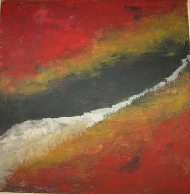 Nr. 40 Acryl auf Leinwand 40 x 40