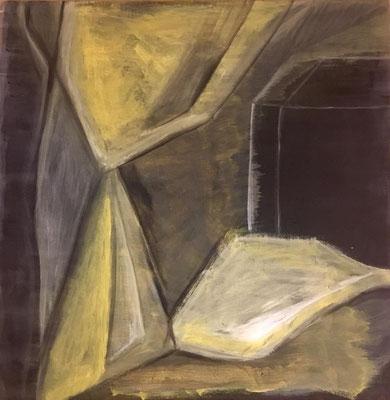 Acryl auf Leinwand 70 x 70 cm