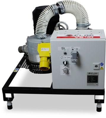Turbinenverstärker VS40