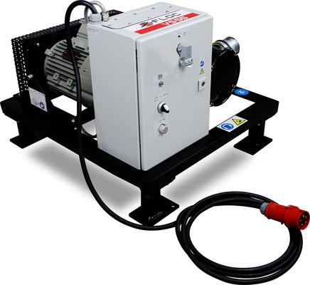 Turbinenverstärker VS55 inkl. Steuerung