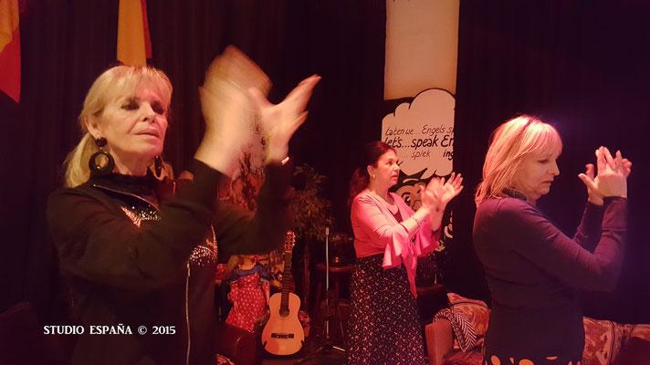 Flamenco lessen bij Studio España / Patricia Pardo / Limburg / Oud-Geleen / Sittard / Geleen