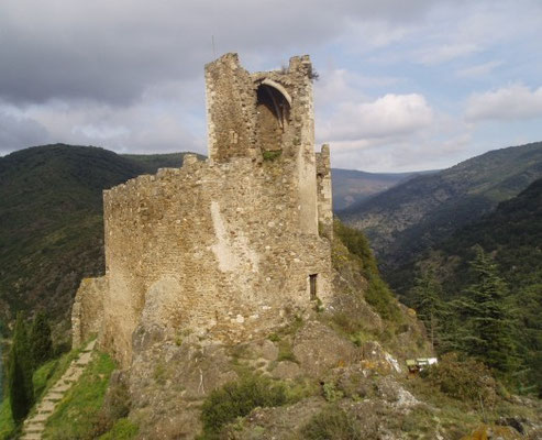 Château cathare
