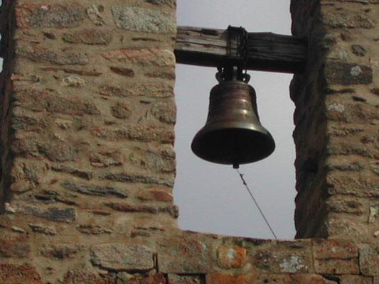 El campanario del prieuré