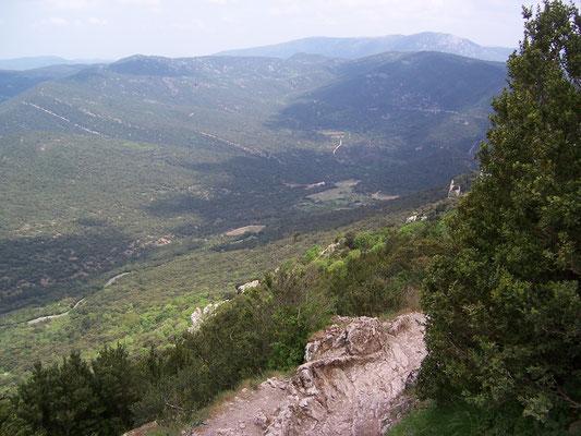 Promenade dans la montagne