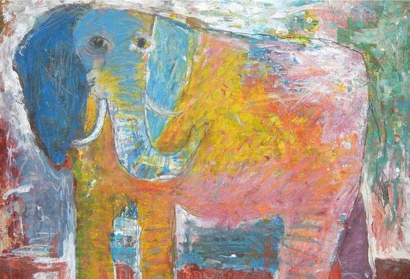岩淵城太郎 SPRING ELEPHANT