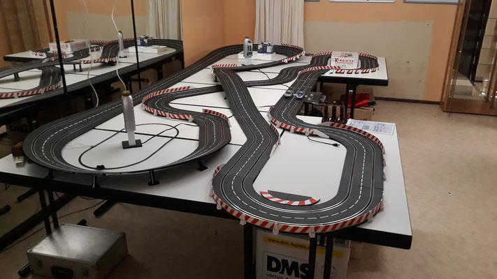 Carrera Bahn