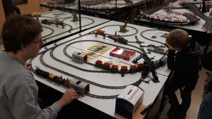 "Biller Bahn vom ""Frankfurter Feldbahnmuseum"""
