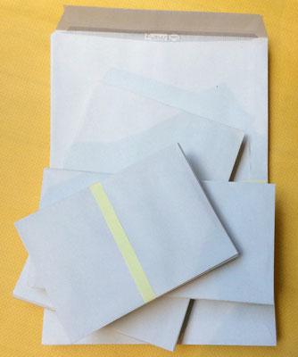 Enveloppen voor dagelijks gebruik
