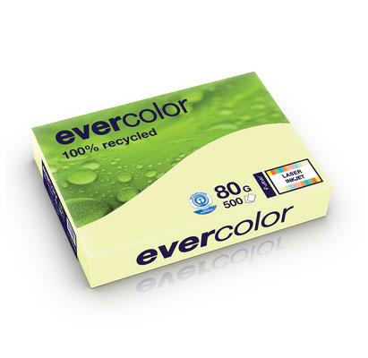 Gekleurd printpapier