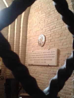 Interno Abbazia S. Claudio al Chienti