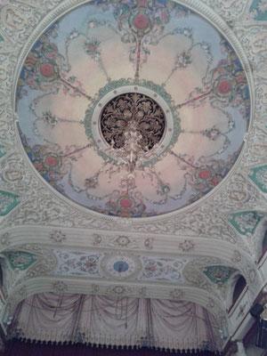 Teatro Comunale, particolare soffitto