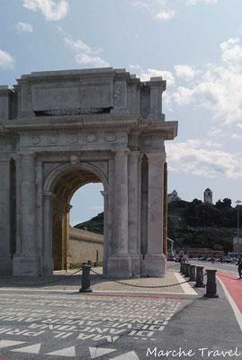 Ancona, Arco Clementino - Porto Antico