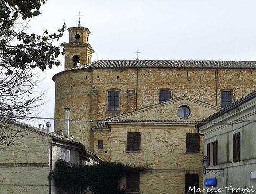 Castelfidardo, Chiesa Collegiata