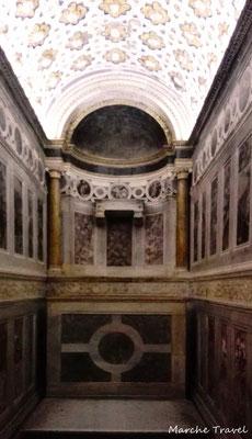 Urbino, Cappella del Perdono