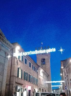 Recanati, Corso Persiani