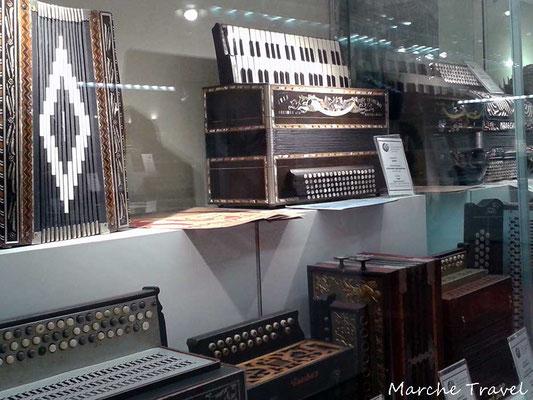 Castelfidardo, Museo Internazionale della Fisarmonica