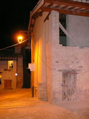 Borgo Ficana di notte