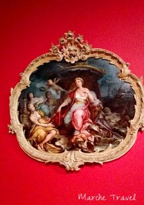 Ignazio Stern, Minerva con la Pittura, la Scultura e l'Architettura