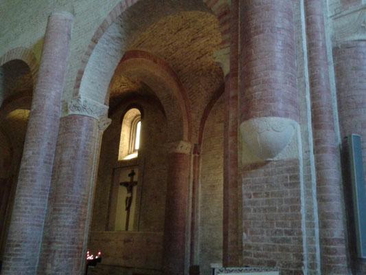 Interno S. Maria di Chiaravalle di Fiastra