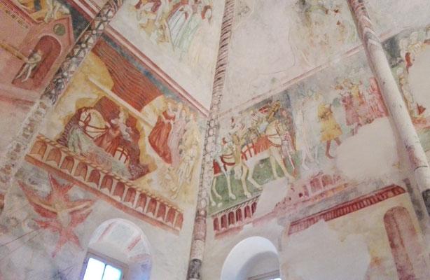 Montegiorgio, Cappella Farfense - Chiesa di S. Francesco