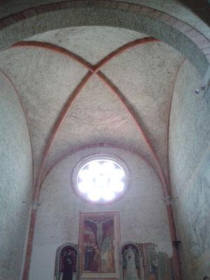 Interno, Abbazia Chiaravalle di Fiastra