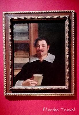 Guercino, Ritratto del legale Francesco Righetti
