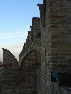 Dai merli del Castello della Rancia - Tolentino