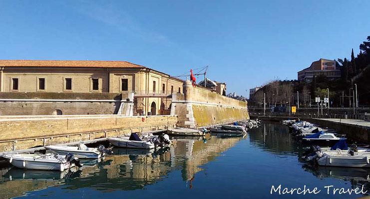Ancona, Mole Vanvitelliana - Molo Sud