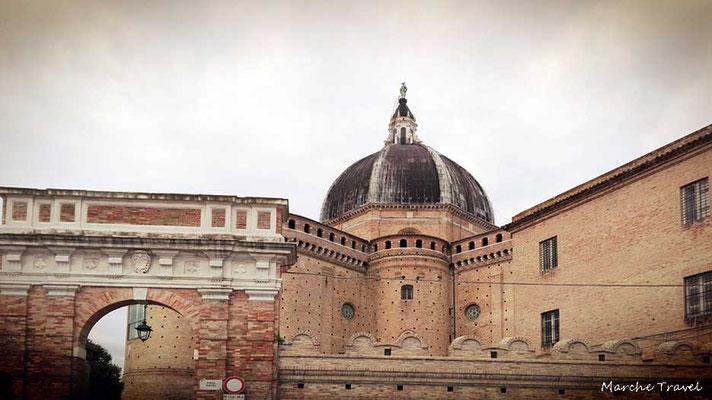 Loreto, absidi della Basilica della Santa Casa