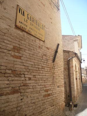 Monterubbiano, ghetto ebraico