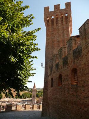Castello Pallotta - Caldarola