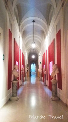 Corridoio Palazzo Campana