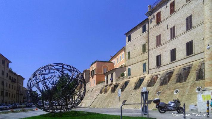 Mura della città di Macerata