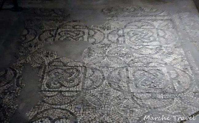Ancona, Mosaici della Chiesa di Santa Maria della Piazza