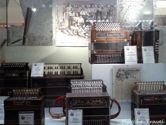 Castelfidardo, Museo della Fisarmonica - Fisarmoniche Bugiolacchi
