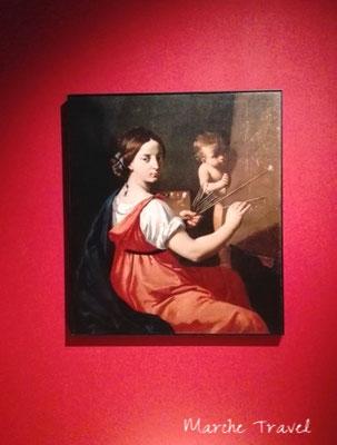 Simone Cantarini, Allegoria della Pittura