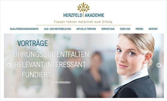 Für die Herzfeld Akademie
