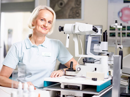 Augenarztpraxis