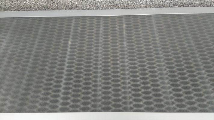 Regensicher mit Polycarbonatplatte