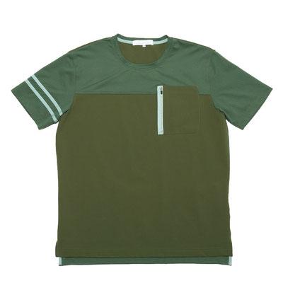サイクルTシャツ、カジュアルサイクルウェア、バックポケット