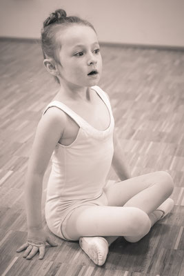 Kreatives Kinderballett B
