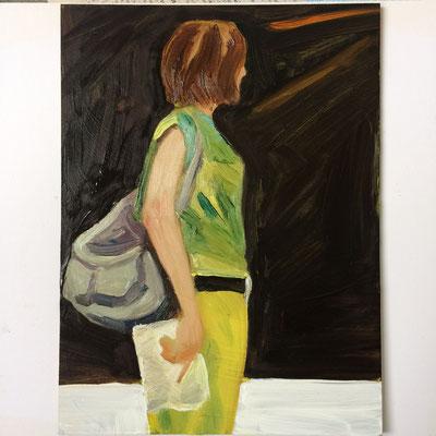 Gelbe Hose, 2017