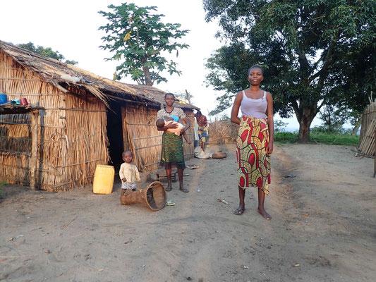 Die letzten Eindrücke vom Dorfleben