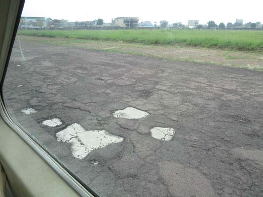 Piste in Kinshasa