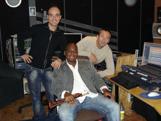 Schön war's mit der kubanischen Trompeter Humberto Zaldivar Jr..