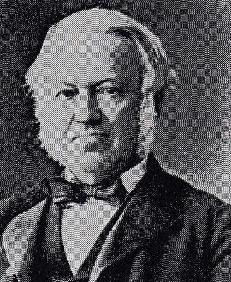 """Leonhard Gmür 1808-77 """"Architekt"""" des Bistums St. Gallen"""