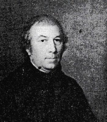 Pfarrer Leonhard Gmür 1771-1828 Gründer Herz-Jesu-Bruderschaft