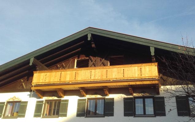 Nachträgliche Balkonmontage